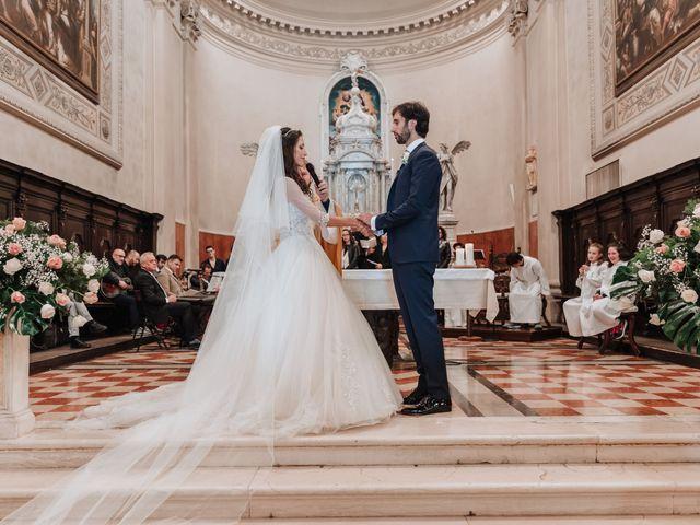 Il matrimonio di Enrico e Francesca a Bassano del Grappa, Vicenza 19