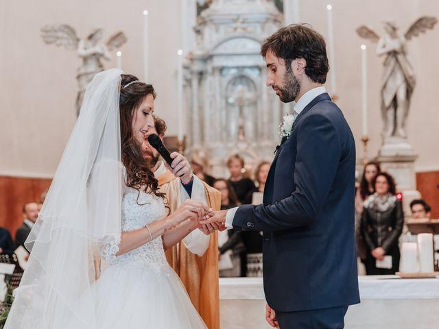 Il matrimonio di Enrico e Francesca a Bassano del Grappa, Vicenza 20
