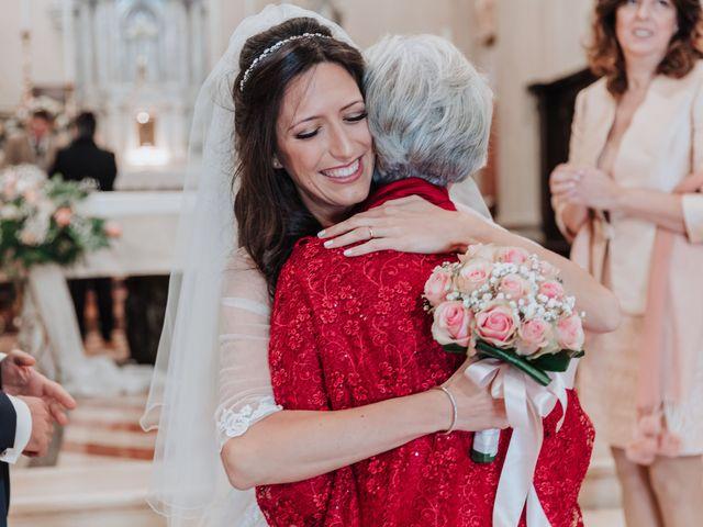 Il matrimonio di Enrico e Francesca a Bassano del Grappa, Vicenza 25