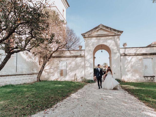 Il matrimonio di Enrico e Francesca a Bassano del Grappa, Vicenza 30