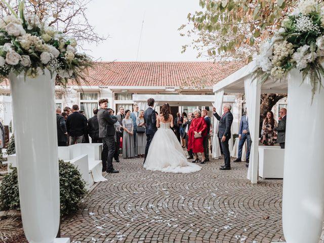 Il matrimonio di Enrico e Francesca a Bassano del Grappa, Vicenza 57