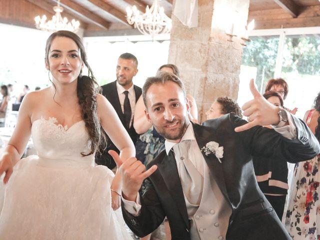Il matrimonio di Ivano e Antonia a Santa Maria Capua Vetere, Caserta 108