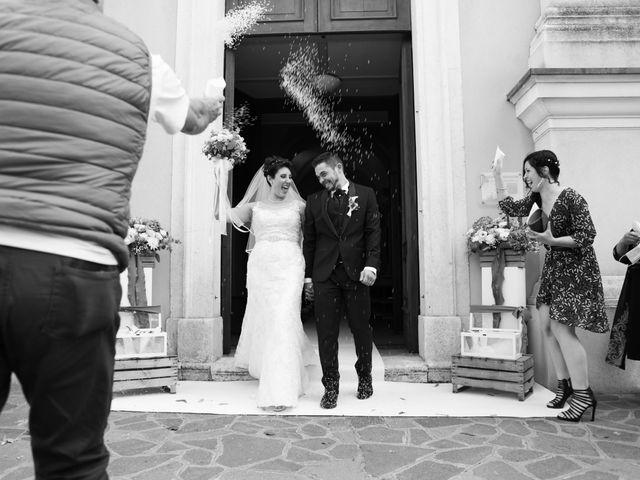 Le nozze di Irene e Fabio
