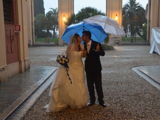Le nozze di Antonella e Luciano