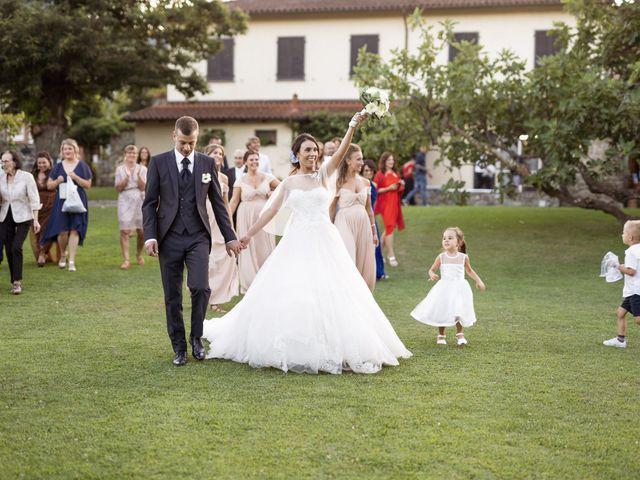 Il matrimonio di Davide e Valentina a Licciana Nardi, Massa Carrara 7