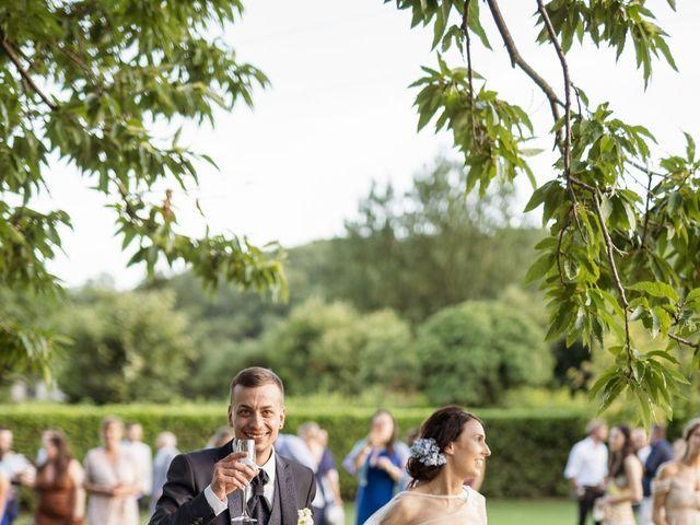 Il matrimonio di Davide e Valentina a Licciana Nardi, Massa Carrara 8