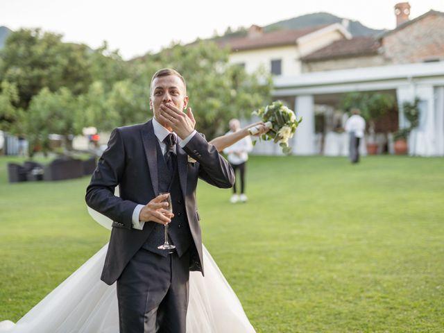 Il matrimonio di Davide e Valentina a Licciana Nardi, Massa Carrara 9
