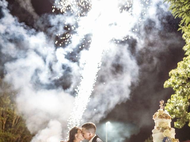 Il matrimonio di Davide e Valentina a Licciana Nardi, Massa Carrara 1