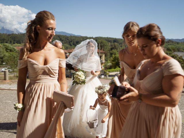 Il matrimonio di Davide e Valentina a Licciana Nardi, Massa Carrara 35