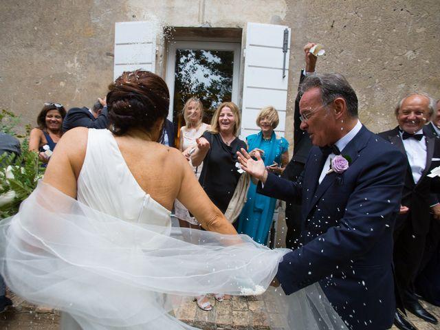 Il matrimonio di Massimo e Tina a Ceri, Roma 1