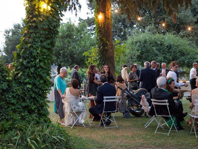 Il matrimonio di Massimo e Tina a Ceri, Roma 4