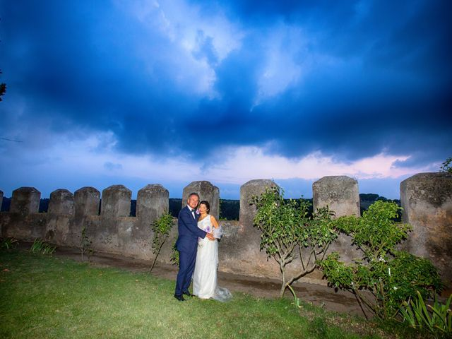 Il matrimonio di Massimo e Tina a Ceri, Roma 7