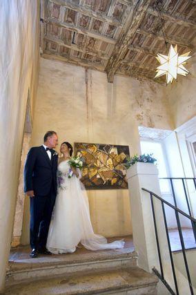 Il matrimonio di Massimo e Tina a Ceri, Roma 8