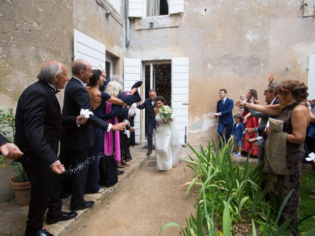 Il matrimonio di Massimo e Tina a Ceri, Roma 10