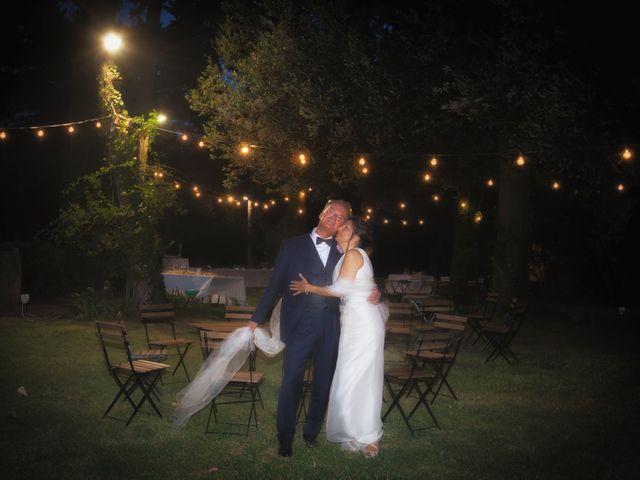 Il matrimonio di Massimo e Tina a Ceri, Roma 11