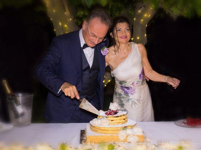 Il matrimonio di Massimo e Tina a Ceri, Roma 16