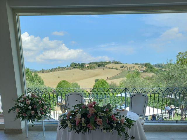 Il matrimonio di Michele e Stefania a Sarnano, Macerata 2