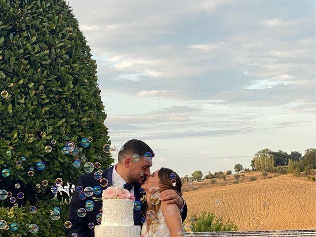 Il matrimonio di Michele e Stefania a Sarnano, Macerata 3