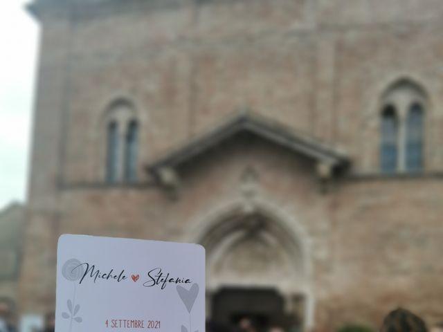 Il matrimonio di Michele e Stefania a Sarnano, Macerata 5