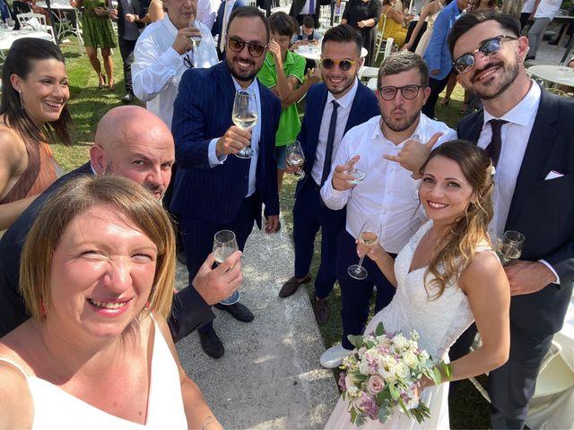 Il matrimonio di Michele e Stefania a Sarnano, Macerata 7