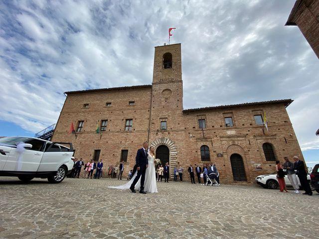 Il matrimonio di Michele e Stefania a Sarnano, Macerata 8