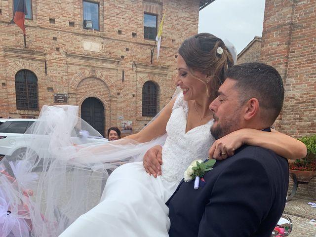 Il matrimonio di Michele e Stefania a Sarnano, Macerata 9