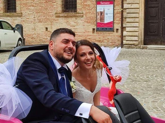 Il matrimonio di Michele e Stefania a Sarnano, Macerata 1