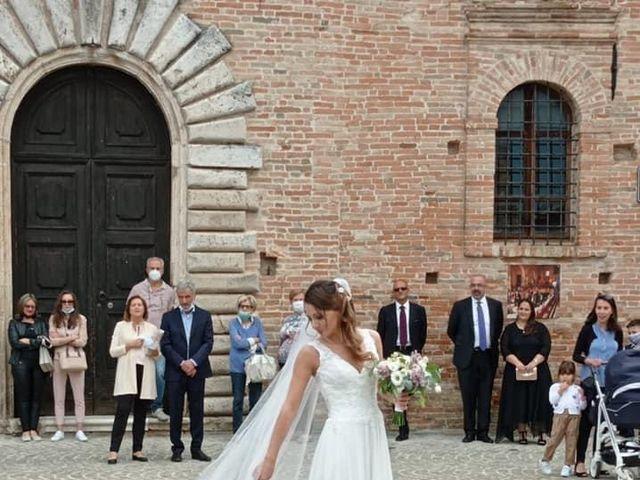 Il matrimonio di Michele e Stefania a Sarnano, Macerata 13