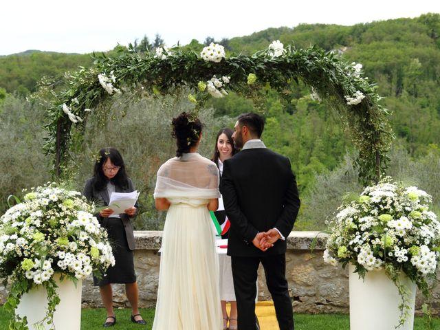 Il matrimonio di Pavel e Satoko a Longare, Vicenza 1