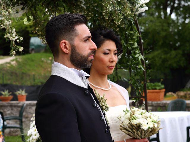 Il matrimonio di Pavel e Satoko a Longare, Vicenza 4