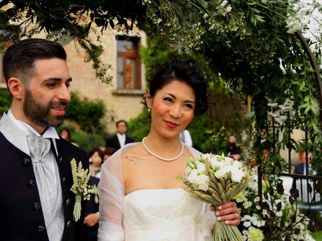 Il matrimonio di Pavel e Satoko a Longare, Vicenza 9