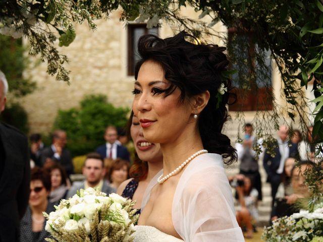 Il matrimonio di Pavel e Satoko a Longare, Vicenza 10