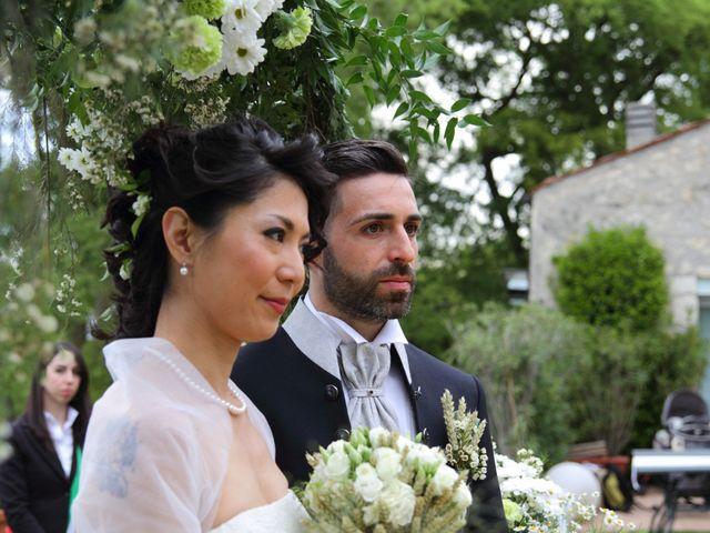 Il matrimonio di Pavel e Satoko a Longare, Vicenza 11