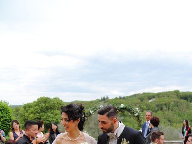 Il matrimonio di Pavel e Satoko a Longare, Vicenza 14