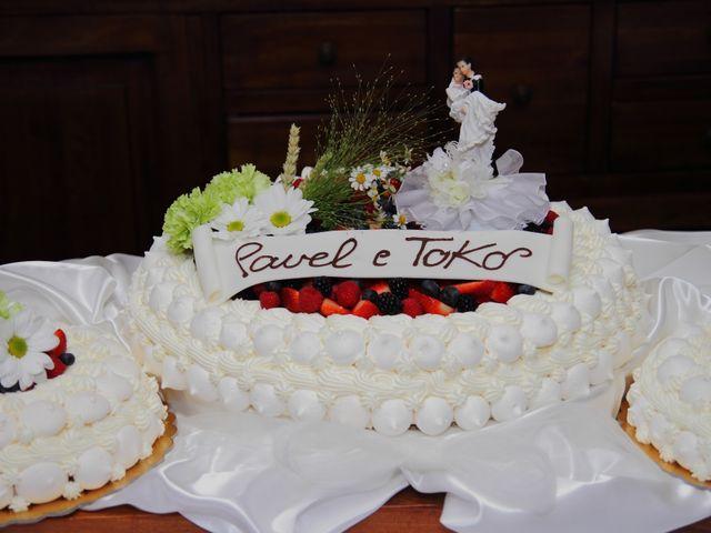 Il matrimonio di Pavel e Satoko a Longare, Vicenza 17