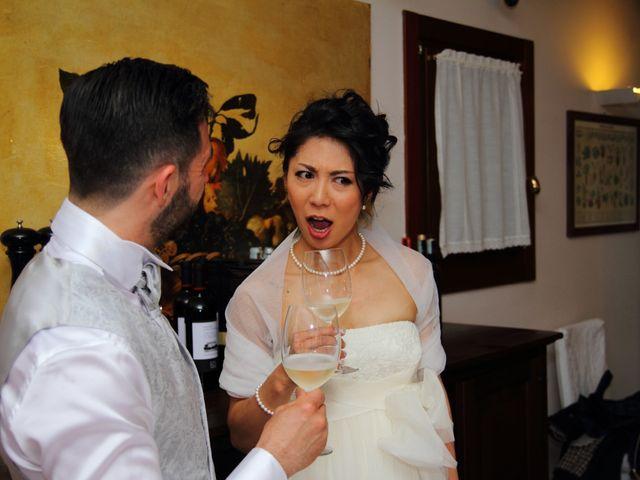 Il matrimonio di Pavel e Satoko a Longare, Vicenza 23