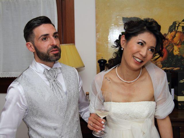Il matrimonio di Pavel e Satoko a Longare, Vicenza 25