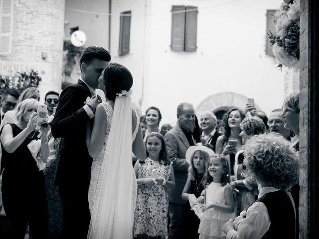 Il matrimonio di Matteo e Elisa a Fermo, Fermo 1