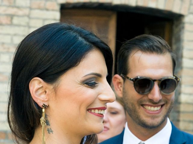 Il matrimonio di Matteo e Elisa a Fermo, Fermo 31