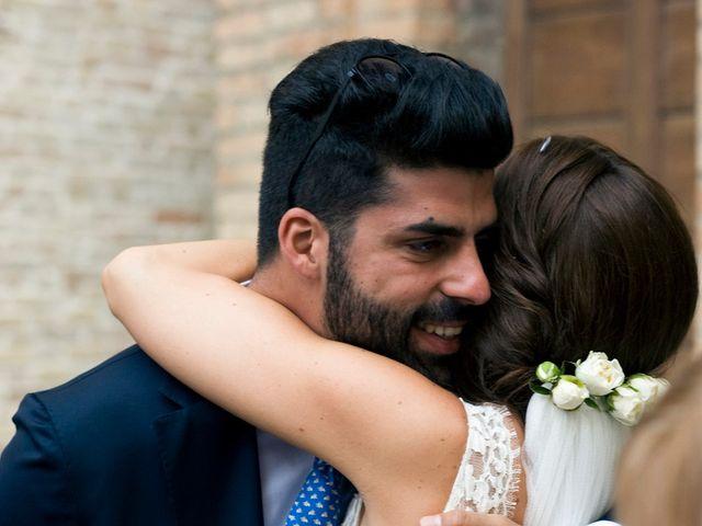 Il matrimonio di Matteo e Elisa a Fermo, Fermo 35