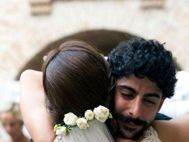 Il matrimonio di Matteo e Elisa a Fermo, Fermo 36