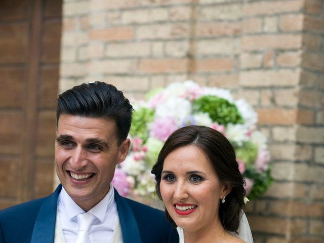 Il matrimonio di Matteo e Elisa a Fermo, Fermo 38