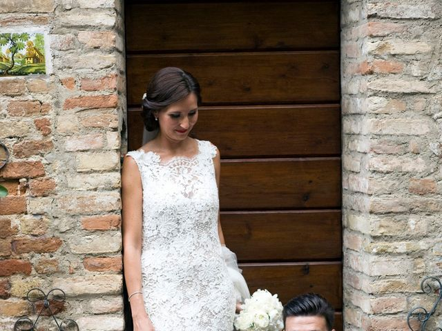 Il matrimonio di Matteo e Elisa a Fermo, Fermo 39