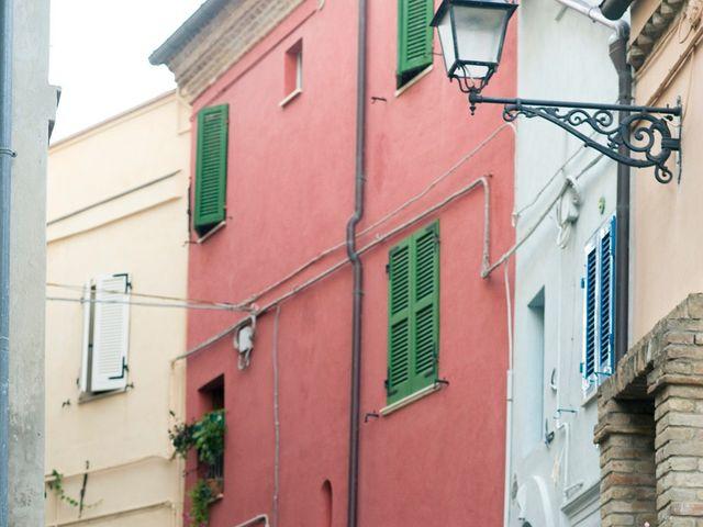 Il matrimonio di Matteo e Elisa a Fermo, Fermo 40