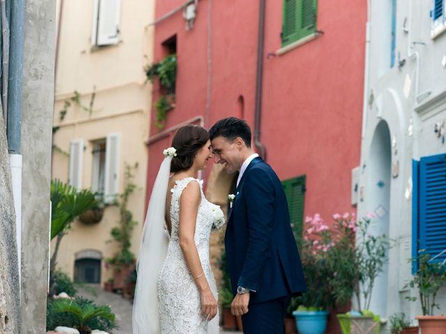Il matrimonio di Matteo e Elisa a Fermo, Fermo 41