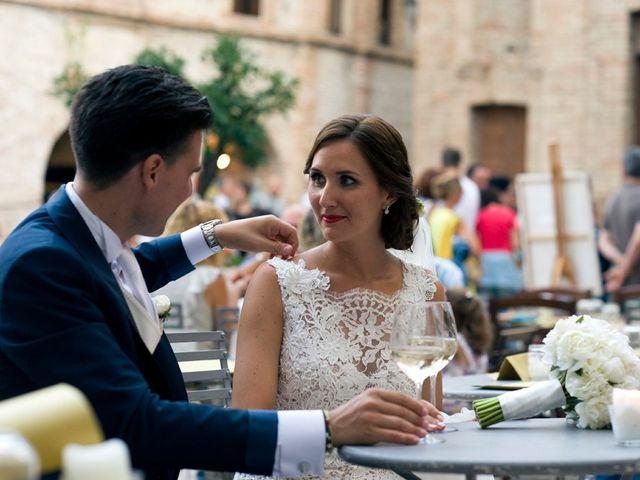 Il matrimonio di Matteo e Elisa a Fermo, Fermo 43