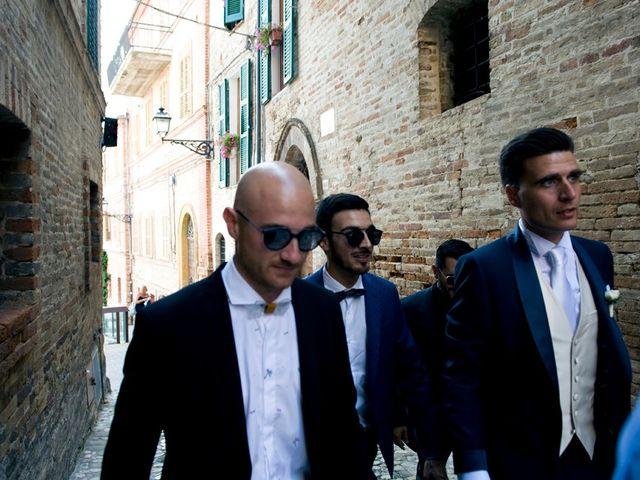 Il matrimonio di Matteo e Elisa a Fermo, Fermo 81
