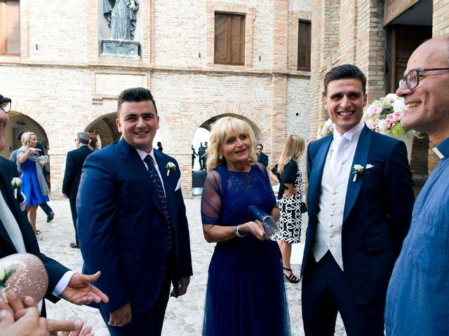 Il matrimonio di Matteo e Elisa a Fermo, Fermo 82