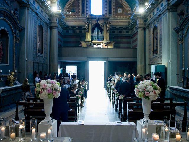 Il matrimonio di Matteo e Elisa a Fermo, Fermo 84