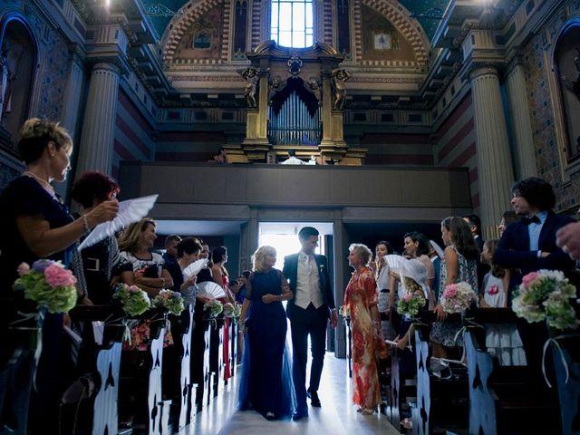Il matrimonio di Matteo e Elisa a Fermo, Fermo 86